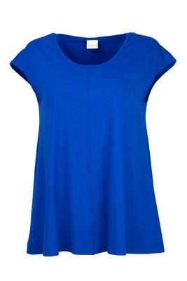 Aino Shirt Lulu kobalt blauw