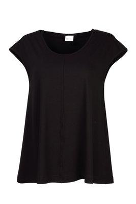 Aino Shirt Lulu zwart