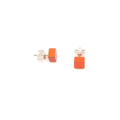 Otracosa Oorbellen Oranje ST406