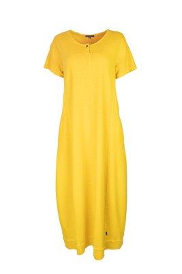 Oska jurk Dilja 021 152NUGGET oker
