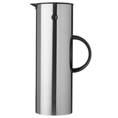Stelton Thermoskan 1 L Staal 900