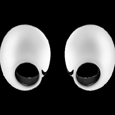 Möbius Oorbellen