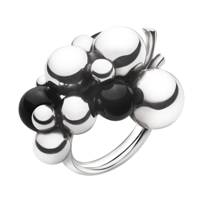 Moonlight Grapes Ring