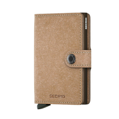Secrid Miniwallet M Recycled Naturel portemonnee