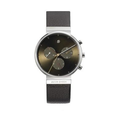 Horloge Jacob Jensen Chronograaf 604 Heren model