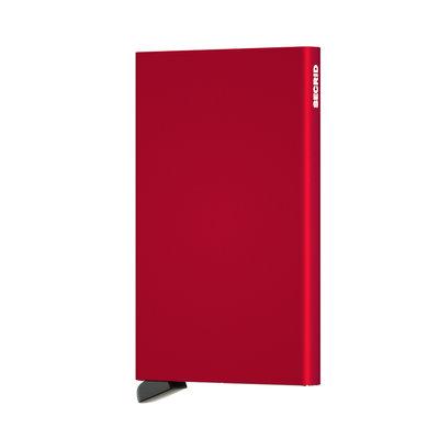 Secrid Cardprotector C Red portemonnee