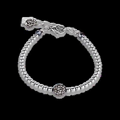 Coeur de Lion Armband 0112/ /1223 Anthracite