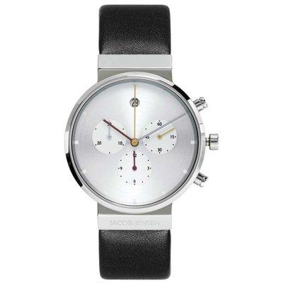 Horloge Jacob Jensen Chronograaf 606 Heren model