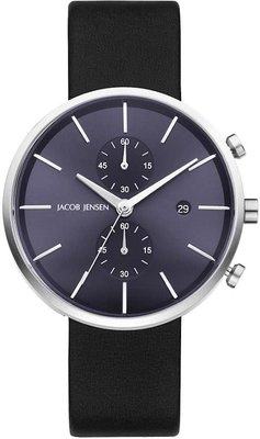 Horloge Jacob Jensen Linear 621
