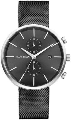Horloge Jacob Jensen Linear 626