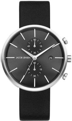 Horloge Jacob Jensen Linear 620