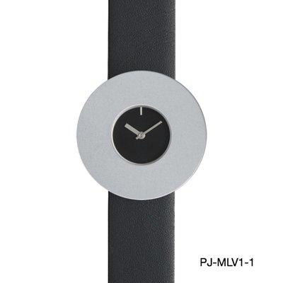 Vignelli Horloge Pierre Junod Halo PJ-MLV1-1 met 1 ring