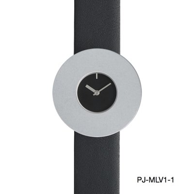Vignelli Horloge Pierre Junod Halo PJ-MLV1-1 met 3 ringen