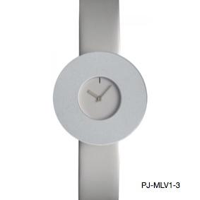 Vignelli Horloge Pierre Junod Halo PJ-MLV1-3 met 7 ringen