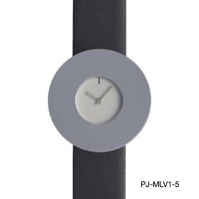 Vignelli Horloge Pierre Junod Halo PJ-MLV1-5 met 3 ringen