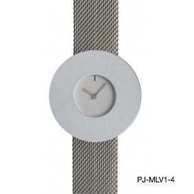 Vignelli Horloge Pierre Junod Halo PJ-MLV1-4 met 3 ringen
