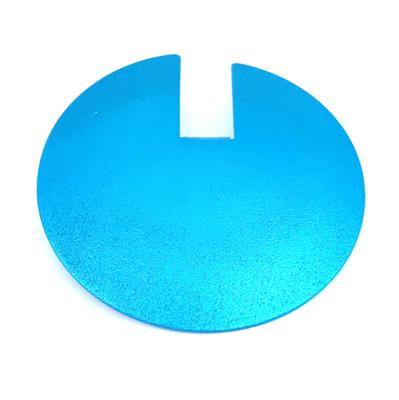 Otracosa hanger rond lichtblauw K209