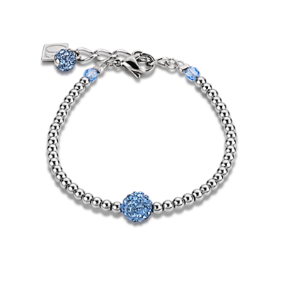 Coeur de Lion Armband 0112/ /0720 Light Blue