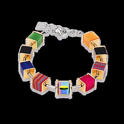 Coeur de Lion Armband 4747/ /1500 Multicolor