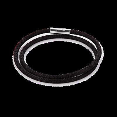 Coeur de Lion Armband 0111/ /1300 Enamelled Black