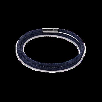 Coeur de Lion Armband 0111/ /0721 Enamelled Dark Blue