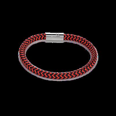 Coeur de Lion Armband 0116/ /0313 Red-Black