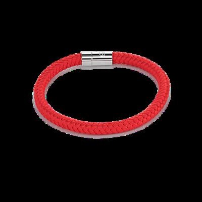 Coeur de Lion Armband 0115/ /0300 Braided Red