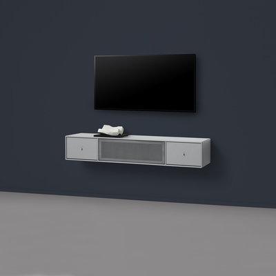 Montana kasten systeem TV & Sound Hub II