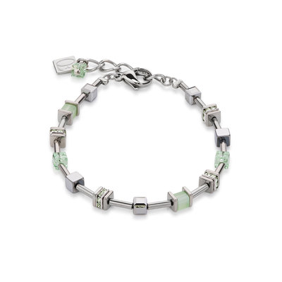 Coeur de Lion Armband 4893/ /0520 Light Green