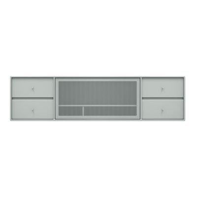 Montana meubel kasten systeem TV & Sound  SI14 138 cm breed