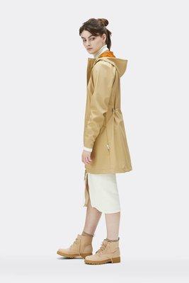 Rains Regenjas W Coat Jacket desert 1246-30