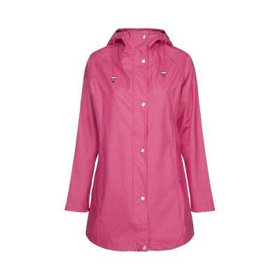 Ilse Jacobsen Rain Coat 87-317 Warm Pink