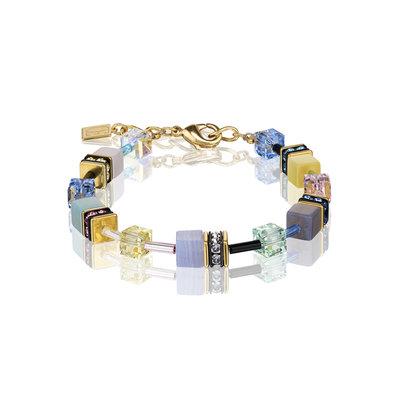 Coeur de Lion Armband 4905/ /1566 Multicolor Romance
