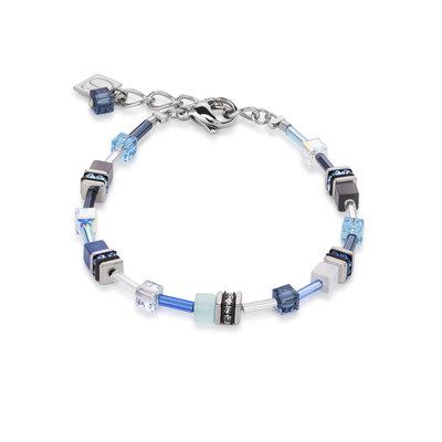Coeur de Lion Armband 4910/ /0737 Blue-aqua