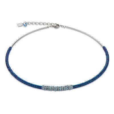 Coeur de Lion Ketting 4918/ /0700 Blue