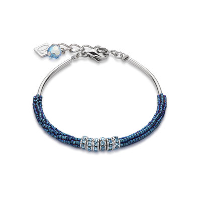 Coeur de Lion Armband 4918/ /0700 Blue