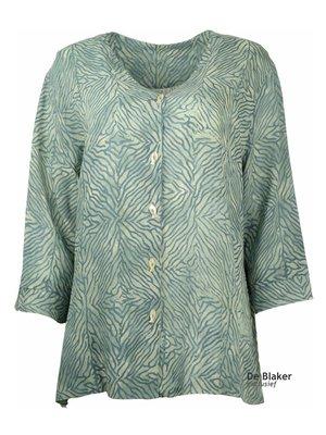 Unikat Artwear kleding blouse fogg