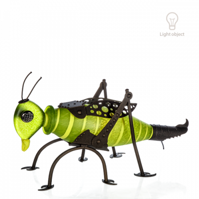 Glasstudio Borowski Jumper Lime Green