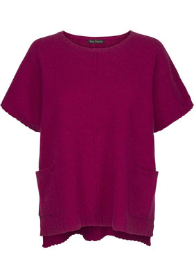 Two Danes Anna Slipover Beetroot 99241-9958