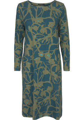 Two Danes Bonnie Dress Atlantic/Faded Green/Jade 93672-P989