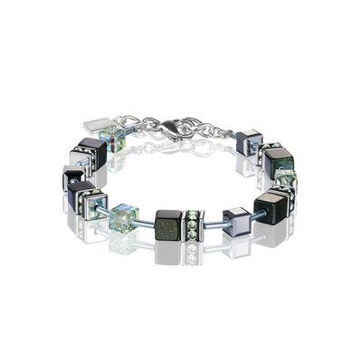 Coeur de Lion Armband 4015/ /0521 Dark Green