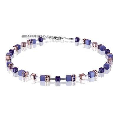 Coeur de Lion Ketting 4016/ /0800 Purple