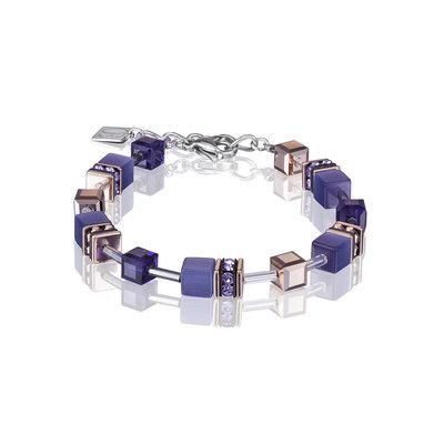 Coeur de Lion Armband 4016/ /0800 Purple