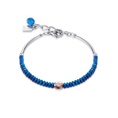 Coeur de Lion Armband 4931/ /0700 Blue