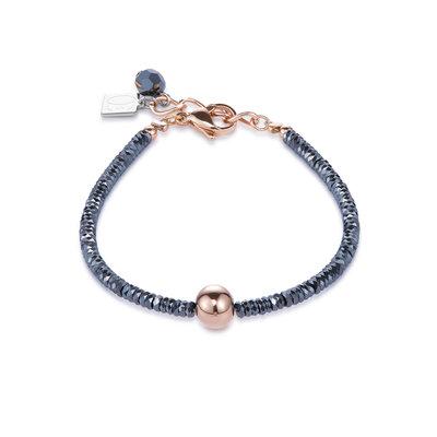 Coeur de Lion Armband 4932/ /1620 Rose Gold