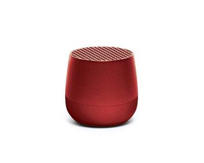 LEXON Mino Speaker Metal Red LA113MR
