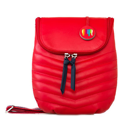 MyWalit Aruba Crossbody Red 2135-25