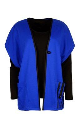 Geesje Sturre hes cobalt blauw M 146959