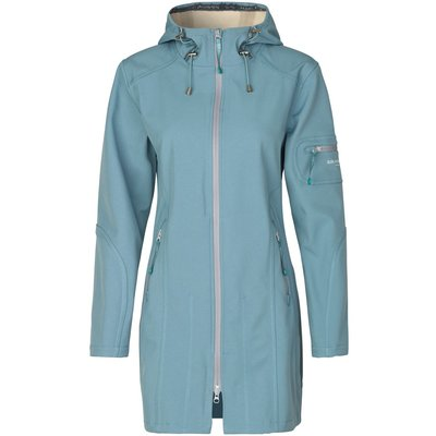 Ilse Jacobsen Rain Coat 37B 639151 Smoke blue