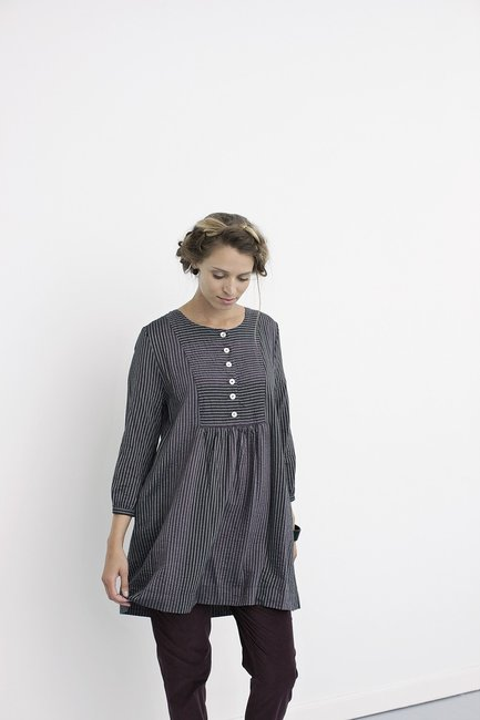 McVerdi Tunic 670B bordeaux